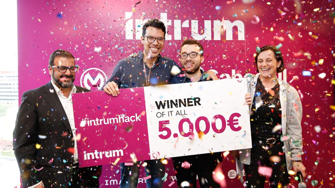 Seamless and simple stands out as winner in Intrumhack
